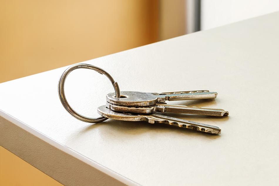Parts of a Key