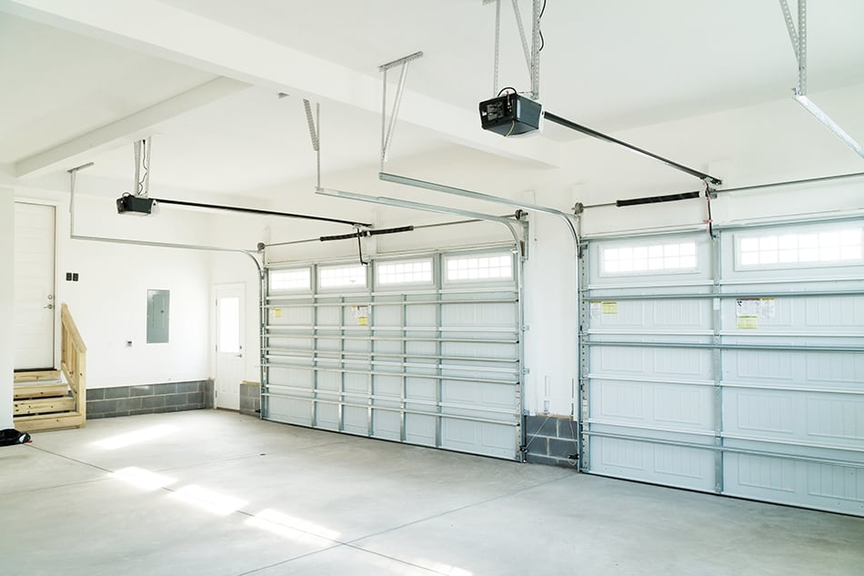 Parts of a Garage Door