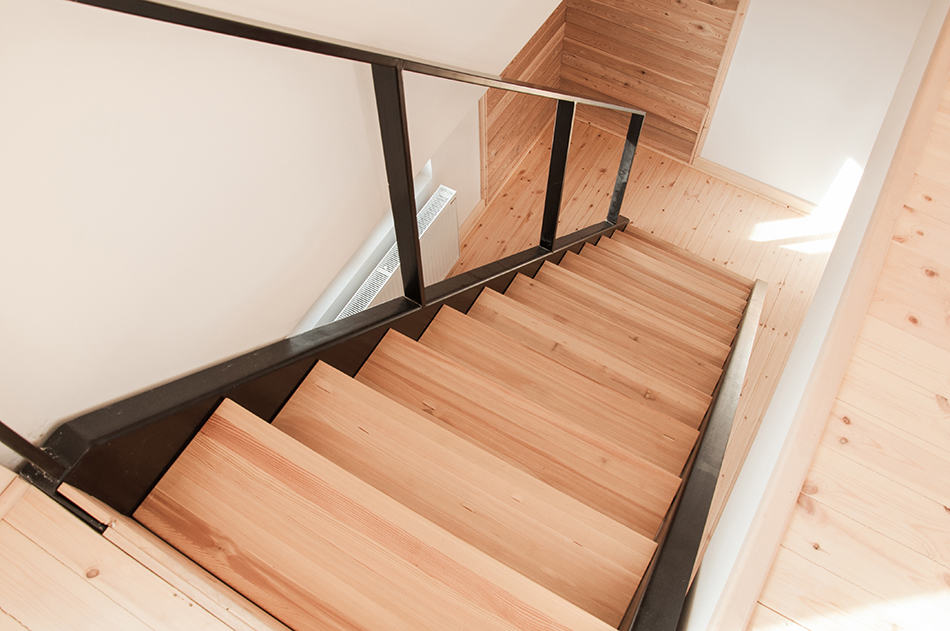 Standard Stair Tread Thickness