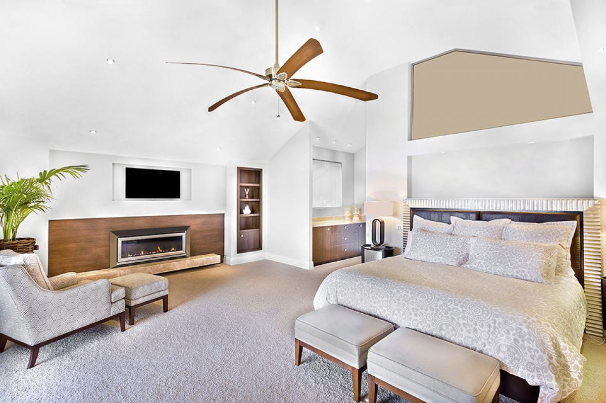 8 Different Types Of Ceiling Fans Homenish