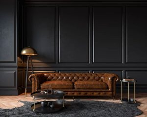 Which Wall Paint Colors Go with Dark Brown Furniture?