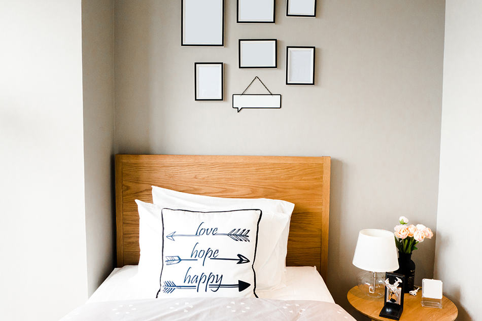 How to Design an Accent Wall for Small Bedroom