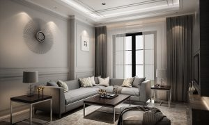 Average Size of Living Room