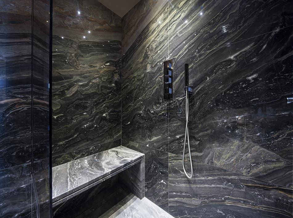 Built-In Vs. Floating Shower Bench