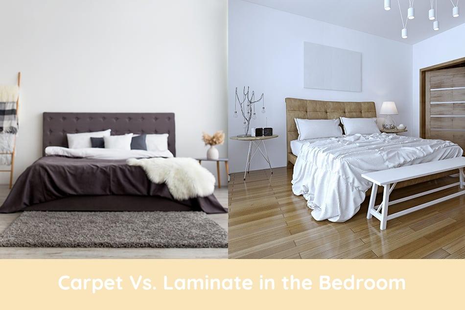 Carpet Vs. Laminate in the Bedroom
