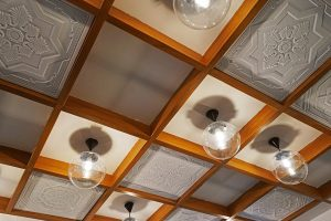 Ceiling Finishing Materials