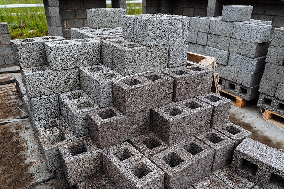 Cinder Block Dimensions