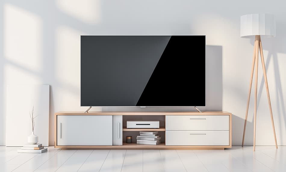 Can a Console Table Be Used as a TV Stand