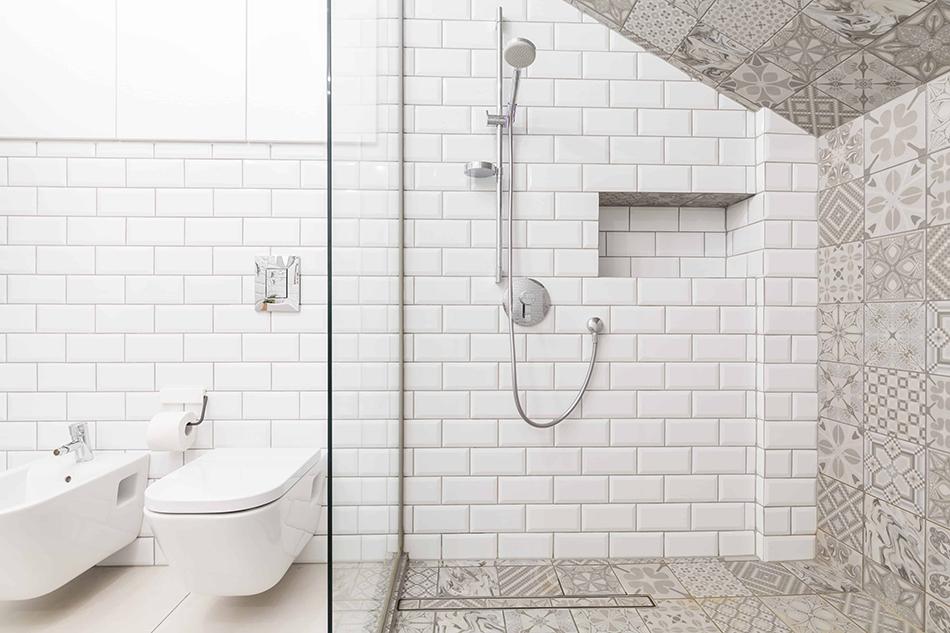 Corner Shower Dimensions
