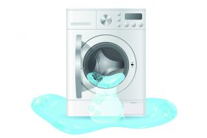 Front-Load Washer Leaking - Problems & Fixes