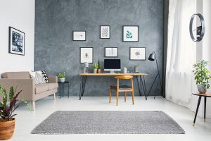 Home Office Rug Ideas to Maximize Comfort