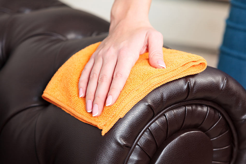 How to Clean Faux Leather