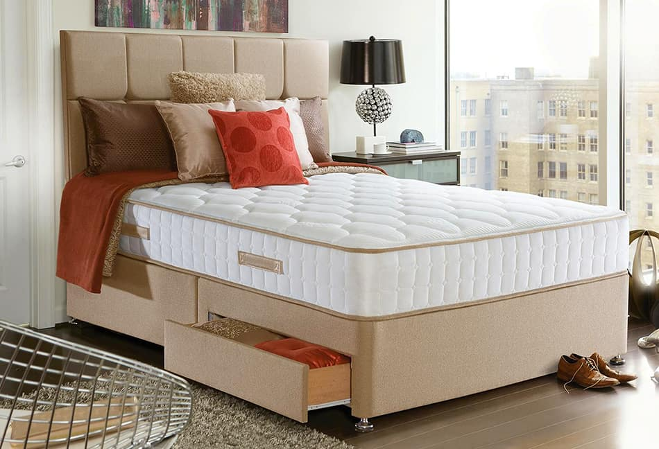 how to fill a gap between mattress and bed frame