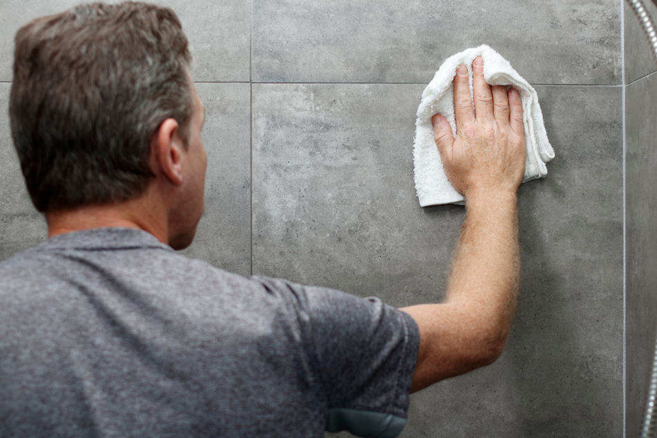 How to Remove Paint from Tiles
