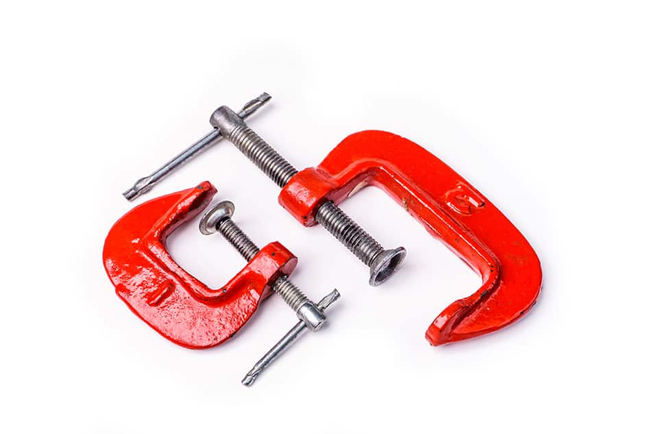 Parts of a Clamp