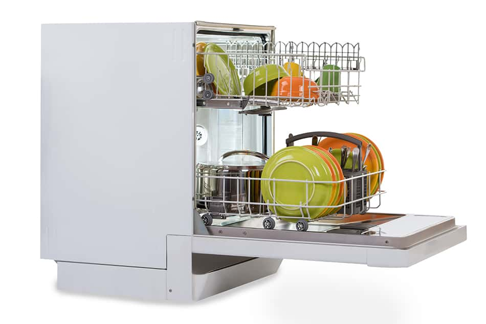 Parts of a Dishwasher
