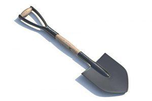 Parts of a Shovel