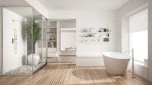 Should Bathroom Floor and Wall Tiles Match?