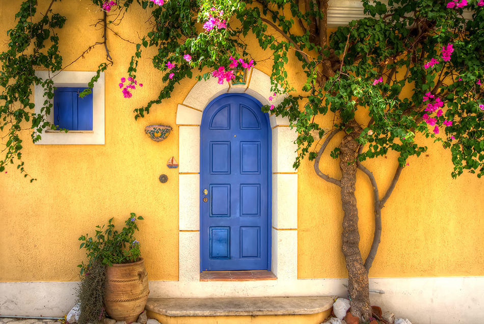 Should You Painting Front Doors Inside and Out?