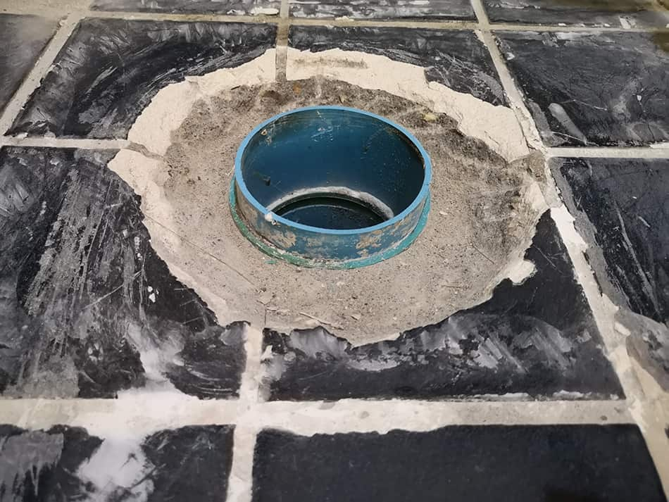 Toilet Flange Too High - How to Fix