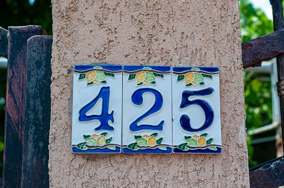What's a Street Number and What's an Address?