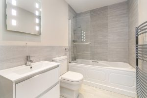 8' x 8' Bathroom Layout Plans