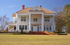 An Insight into the Classical Antebellum Architecture