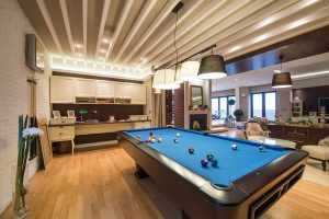 9 Inspiring Rooms with Pool Table to Play Billiards in Style