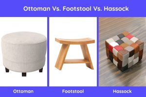 Ottoman Vs. Footstool Vs. Hassock: What are Their Differences?