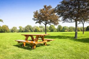 Standard Picnic Table Sizes