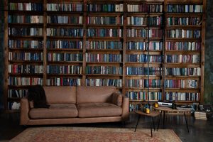 Standard Size of a Bookshelf