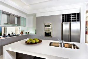 Silver Kitchen Ideas
