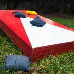 Cornhole Board Game Dimensions