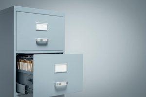 File Cabinet Dimensions