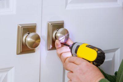 Full VS Half Dummy Doorknobs