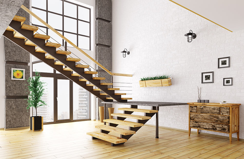 Half-Turn Staircase Ideas that Suit Any Space
