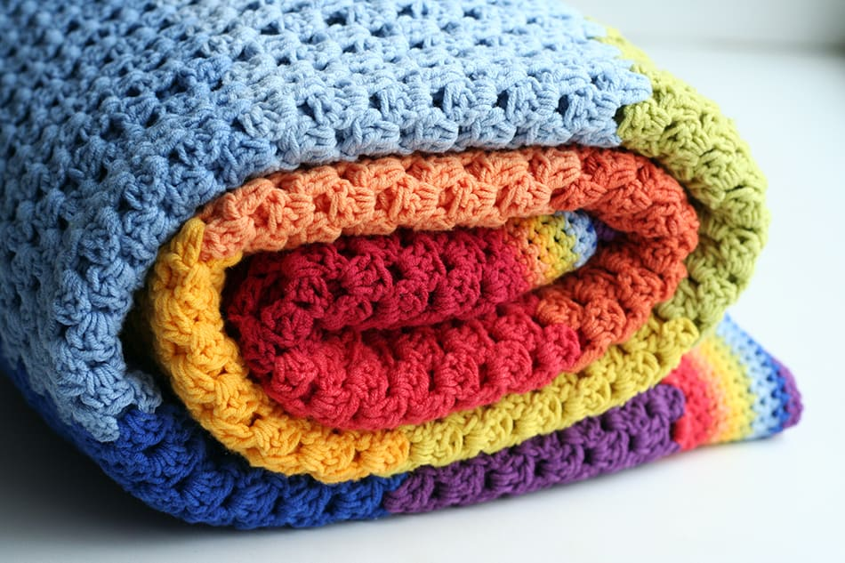 How to Wash Crochet Blankets