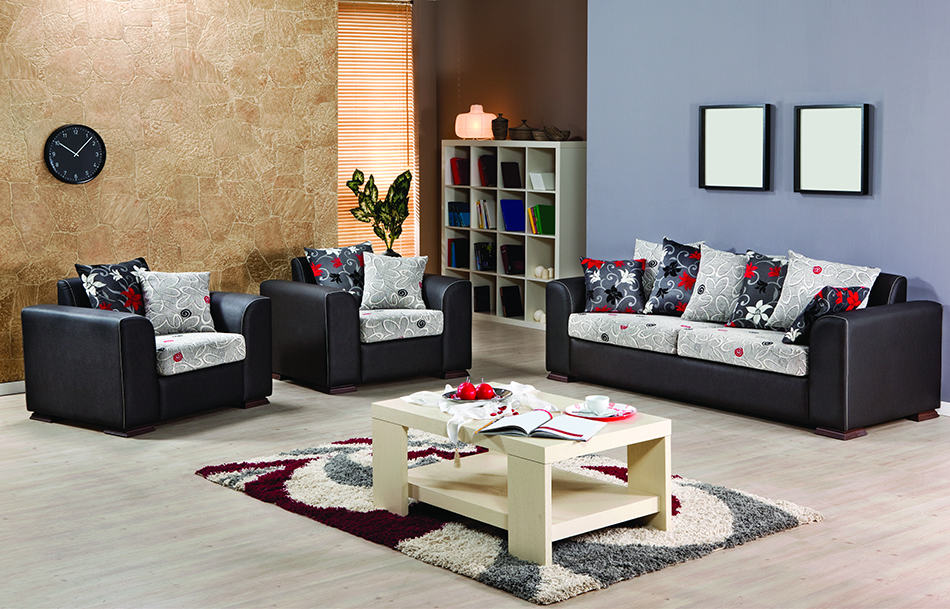 Does a Sofa Have to Match the Loveseat?