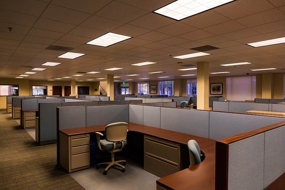 Standard Cubicle Sizes