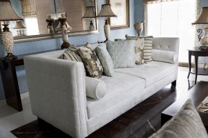 Standard Sofa Arm Height