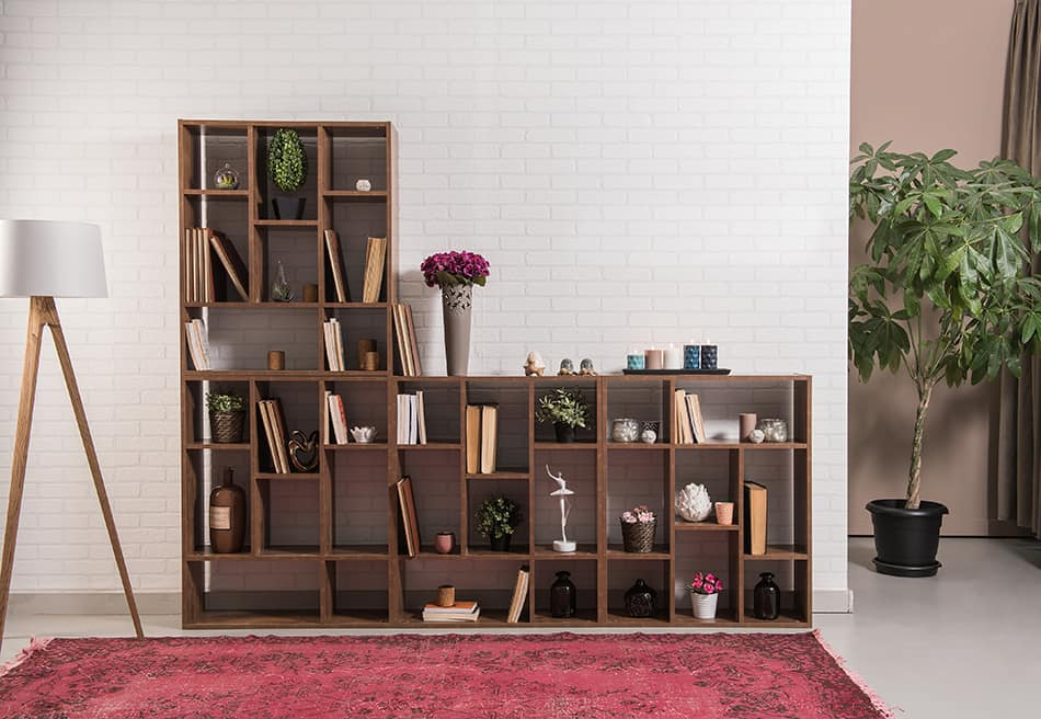 Types of Bookcases