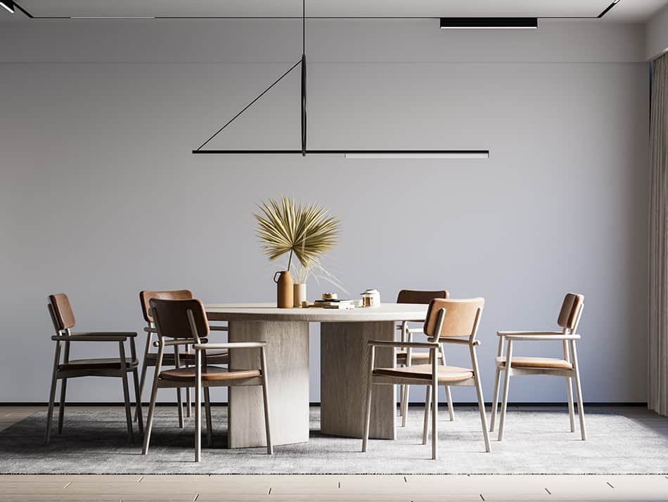 Types of Dining Room Chairs