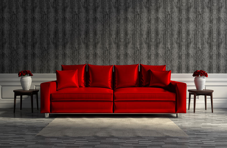 What Color Rug Goes with Red Couch? 11 Fabulous Ideas