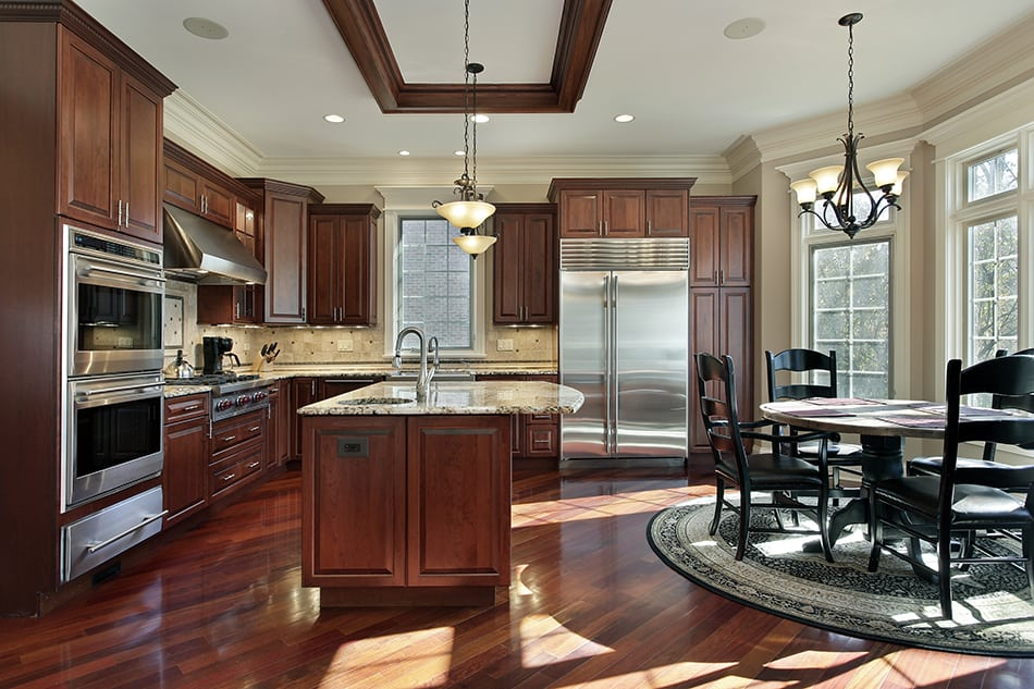 What Colors Go With Cherry Wood Furniture