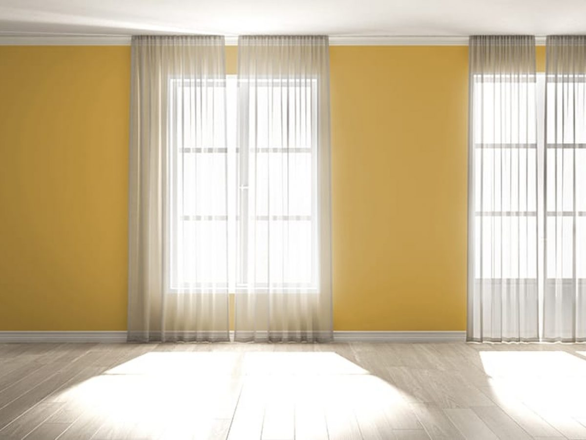 What Color Curtains Go With Yellow, What Colour Walls Go With Mustard Curtains