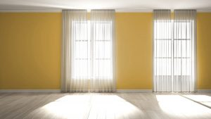 Yellow Walls What Color Curtains Work Best?