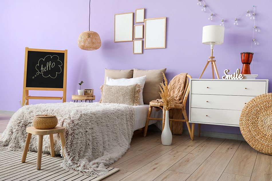 Colors that Go with Lavender