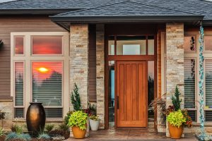 Feng Shui Colors for the Front Door