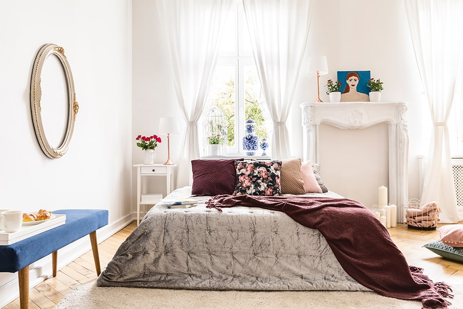 Standard Throw Blanket Sizes