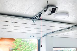 Can you put recessed lighting in a garage